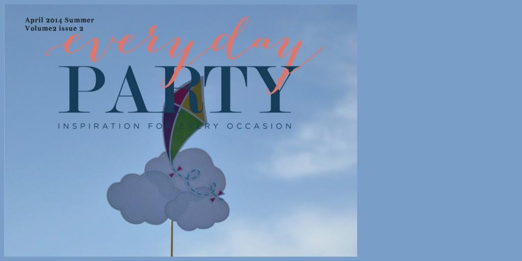 Everyday Party Magazine Issue 6