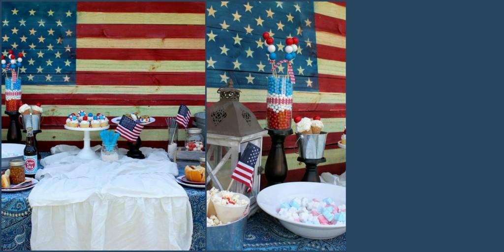 Everyday Party Magazine Patriotic Party