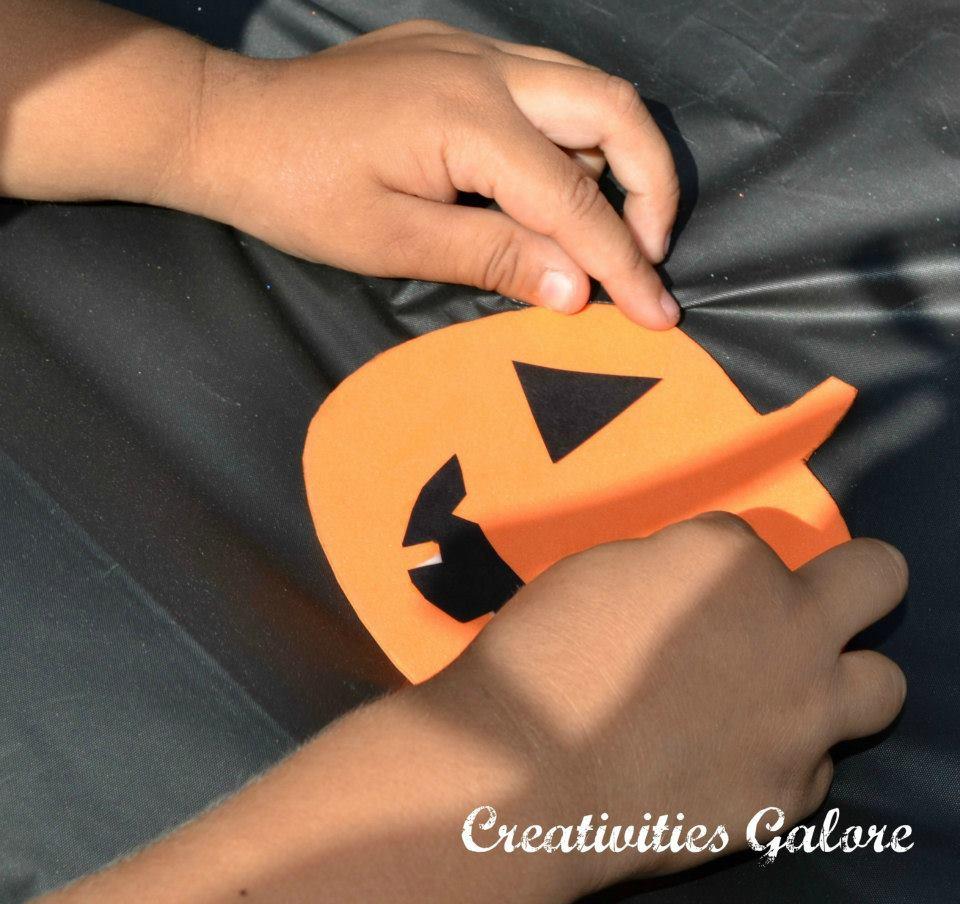 Creativities Galore Halloween DIY