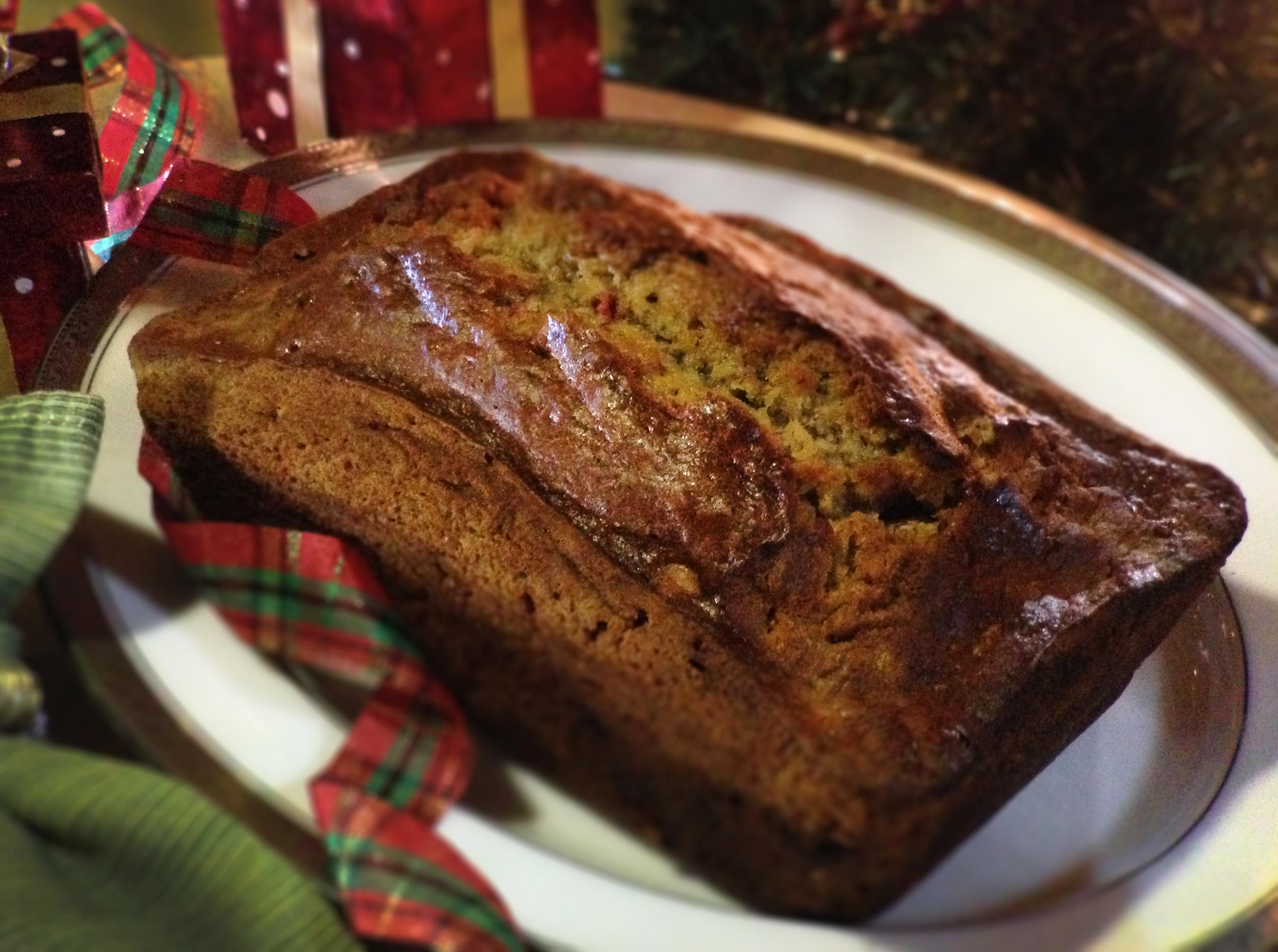 Holiday Banana Bread Recipe Everyday Party Magazine