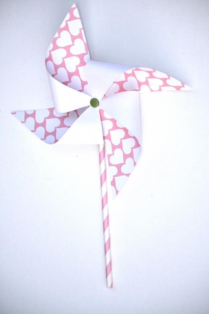 Valentine's Pinwheel