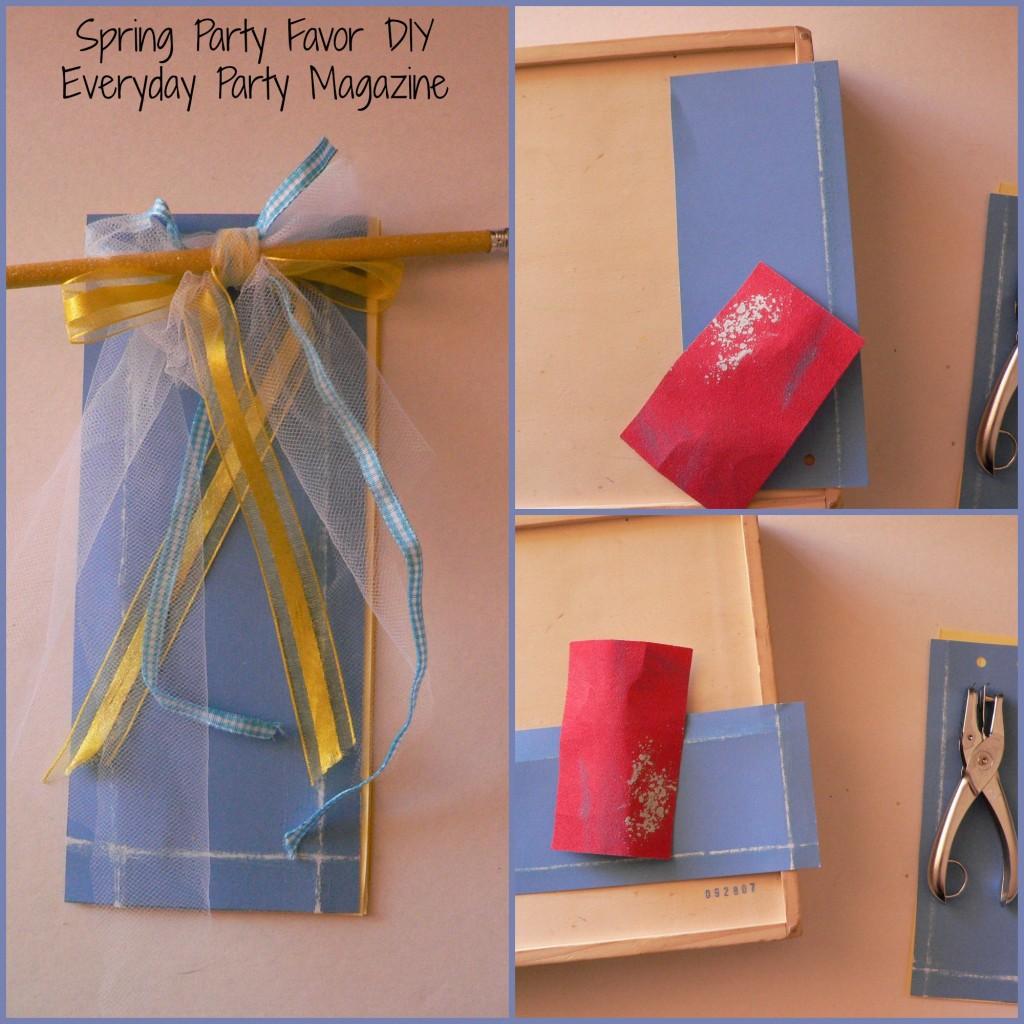 Spring Party Favor DIY