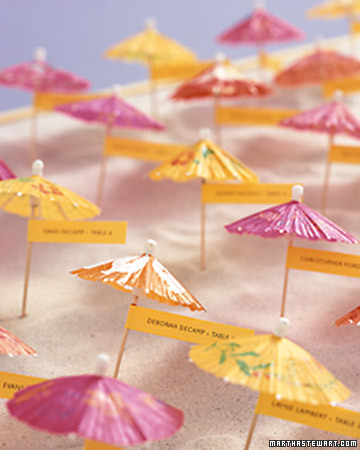 5 Uses for Cocktail Umbrellas