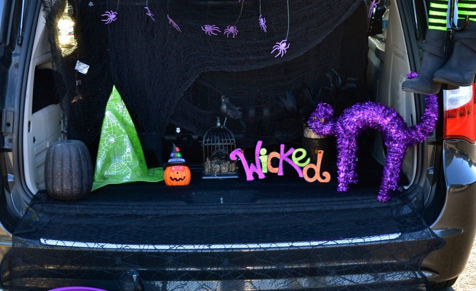Everyday Party Magazine Trunk or Treat
