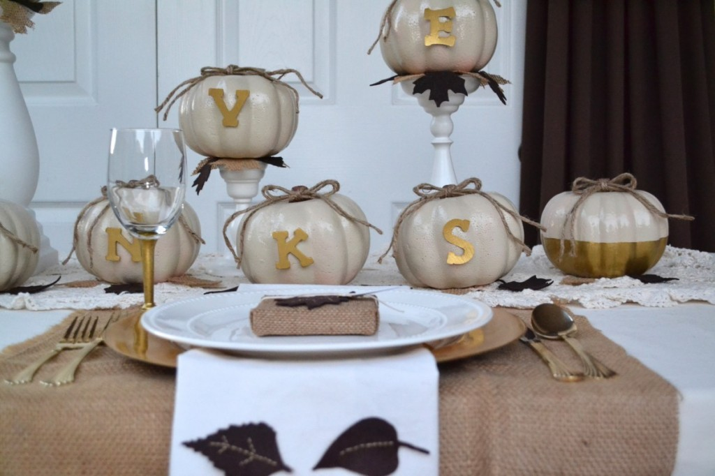 Everyday Party Magazine Thanksgiving Inspiration for Sizzix