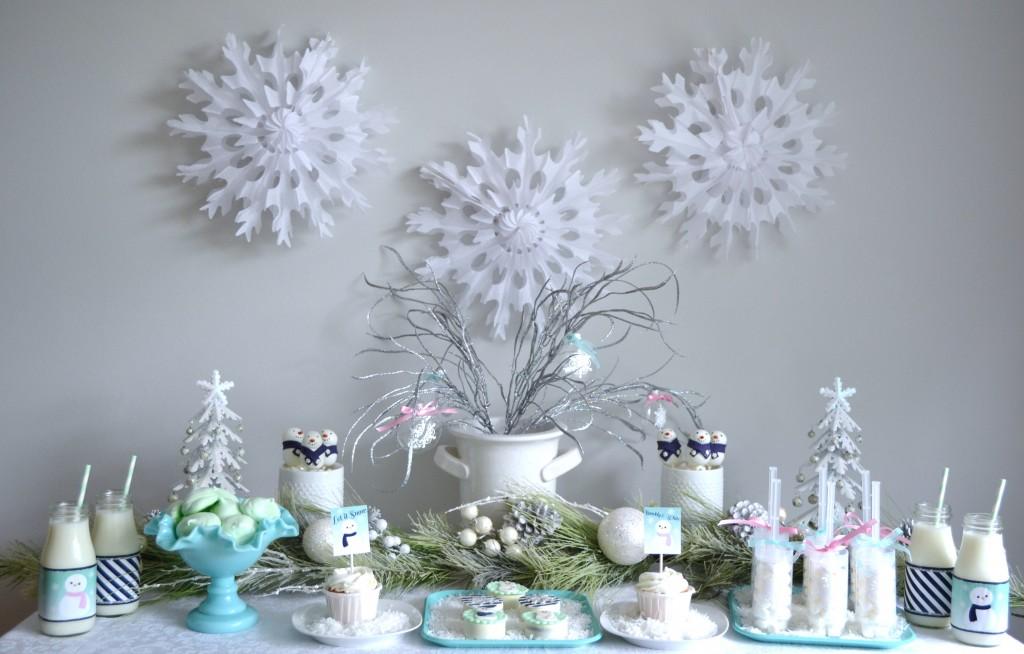 Sweet Threads Co Winter Wonderland Everyday Party Magazine