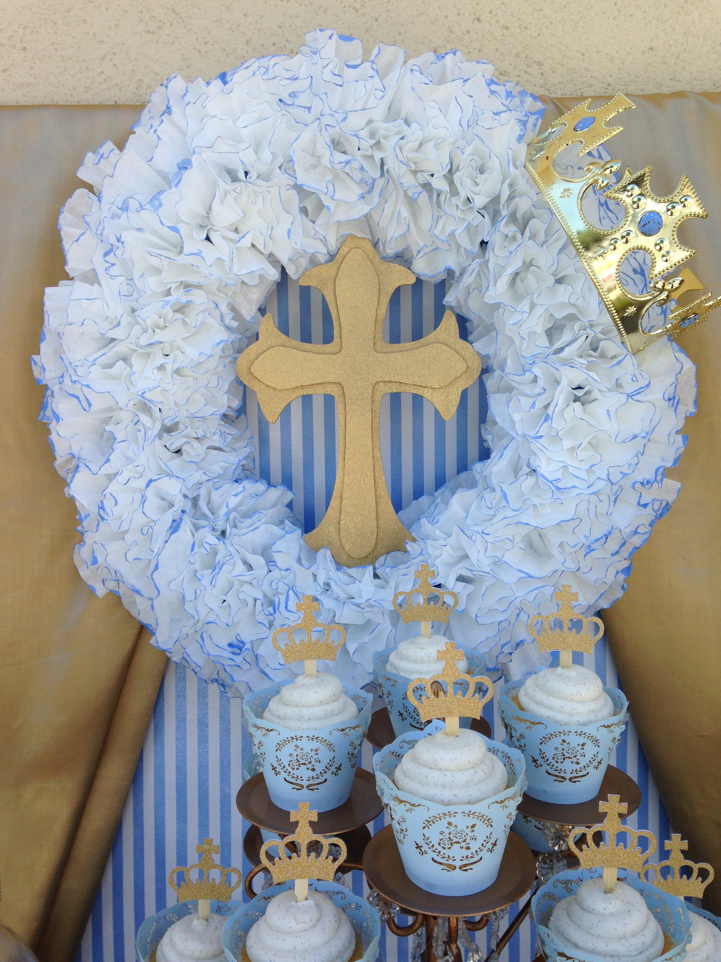 Royal baptism everyday party magazine