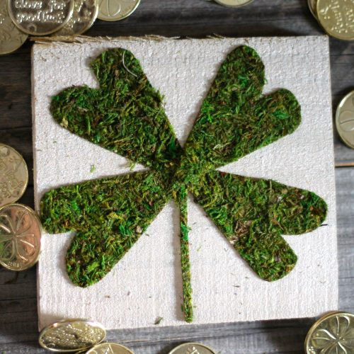 St. Patrick's Day for Sizzix Everyday Party Magazine