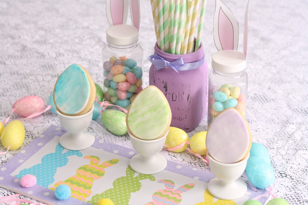 Easter Egg Dying Party