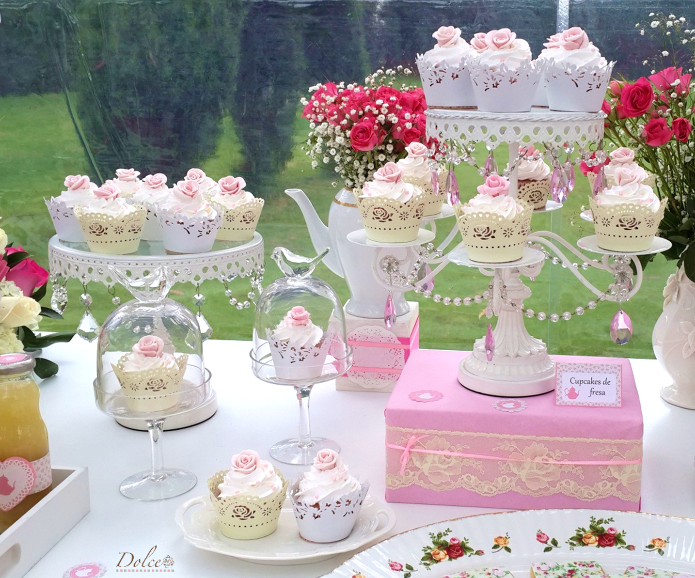 Table Decoration Ideas For Afternoon Tea