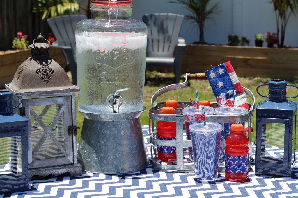 Memorial Day Celebration on Everyday Party Magazine