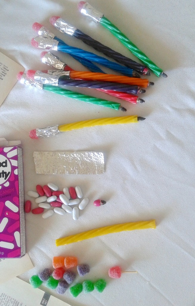 Back to School Pencil Treat DIY