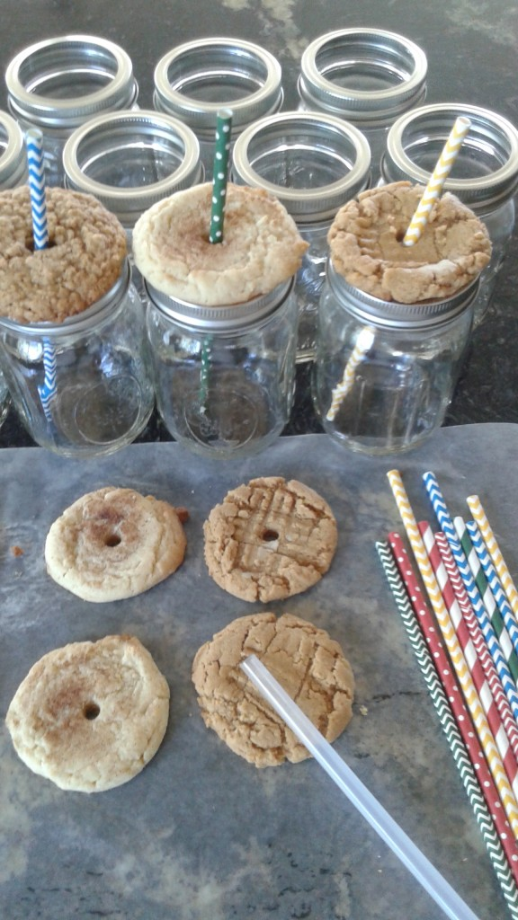 Cookie Jar Lids One Smart Cookie Back to School Party