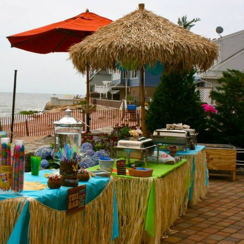 The Party Designers Luau Party on Everyday Party Magazine