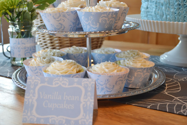Simply Elegant Baby Shower by Sunny by Design on Everyday Party Magazine