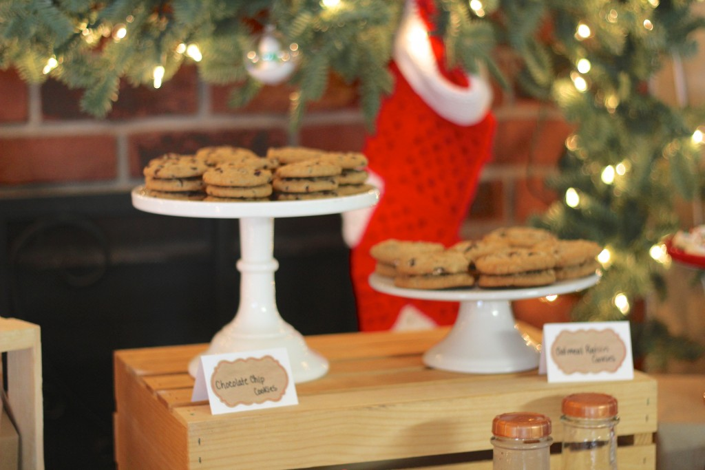 Christmas Cookies And Milk Party Everyday Party Magazine