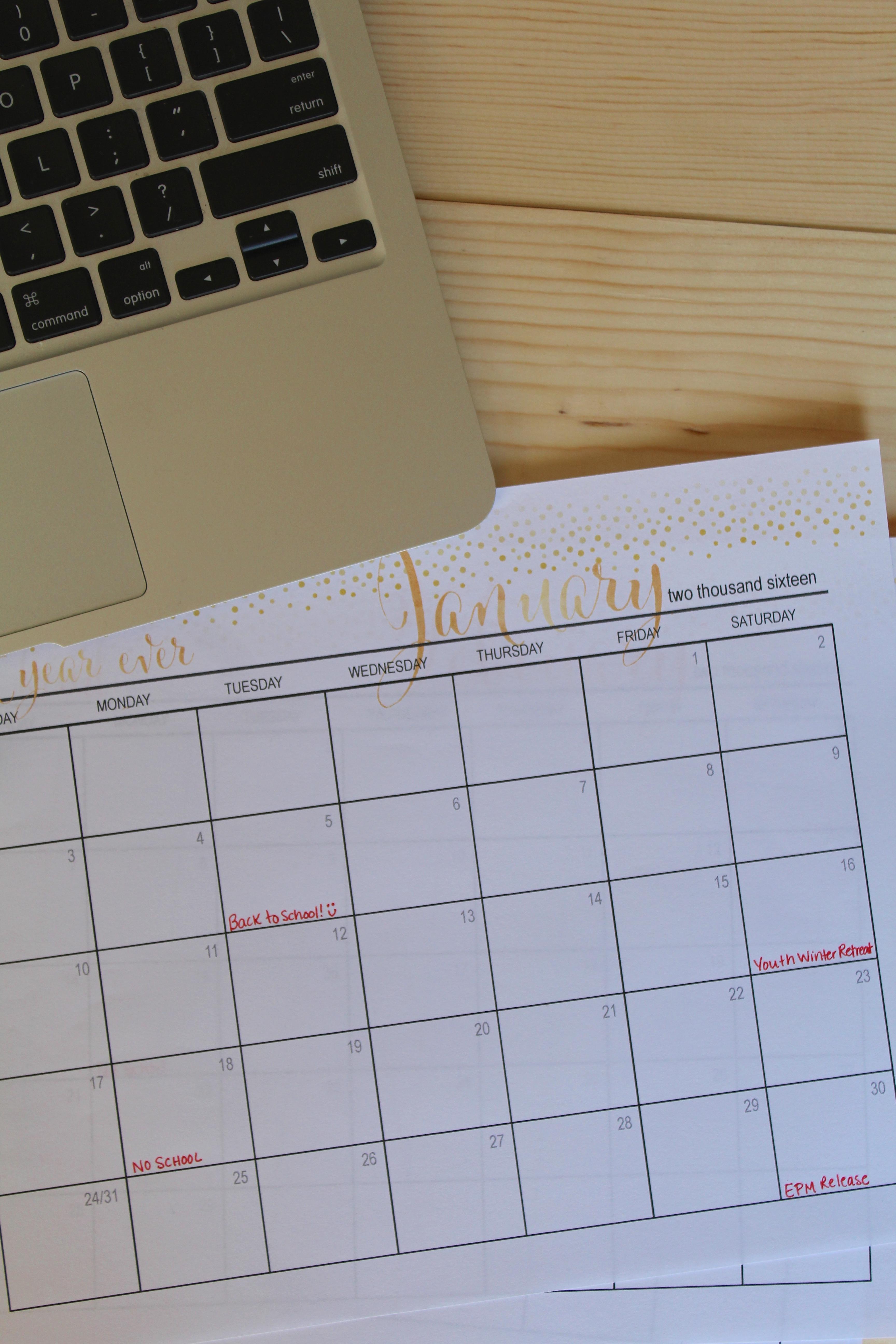 Downloadable Template The Liturgical Desk Calendar   Calendar Template ...