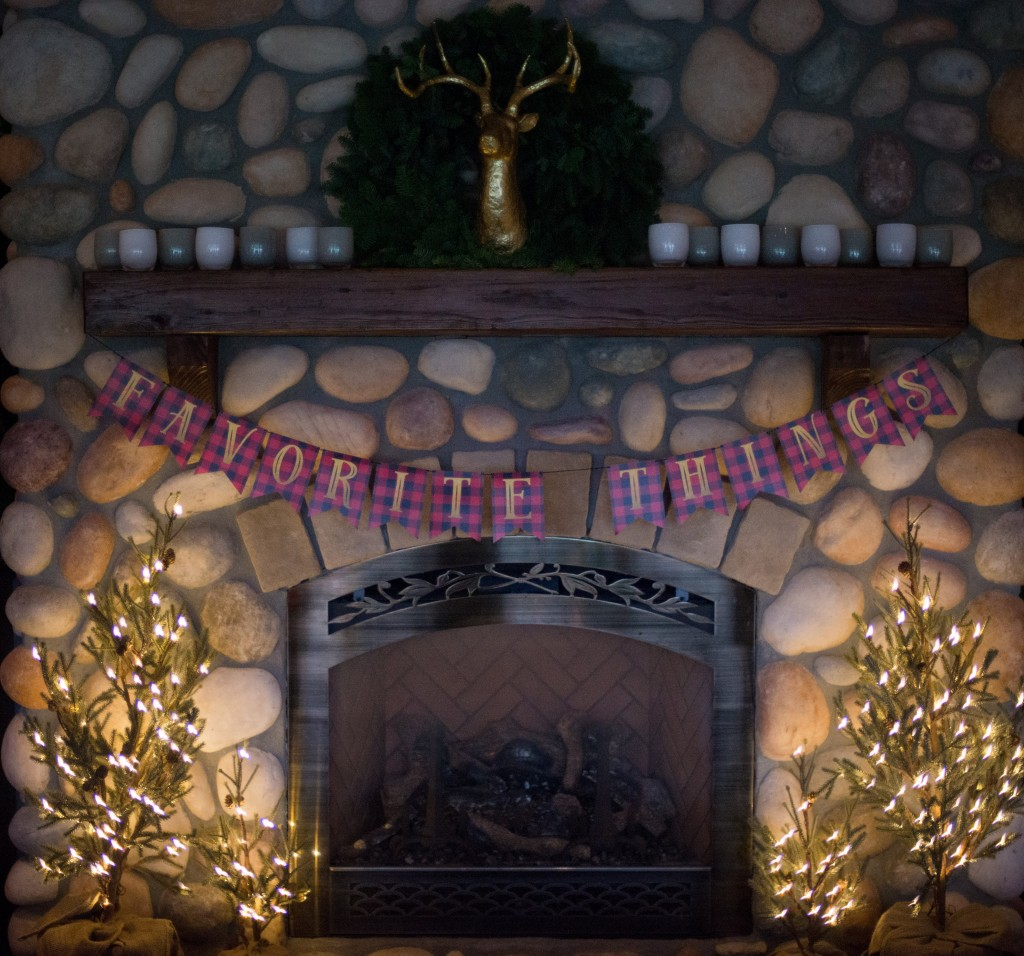 Everyday Party Magazine My Favorite Things Christmas Party by Hoopla Events