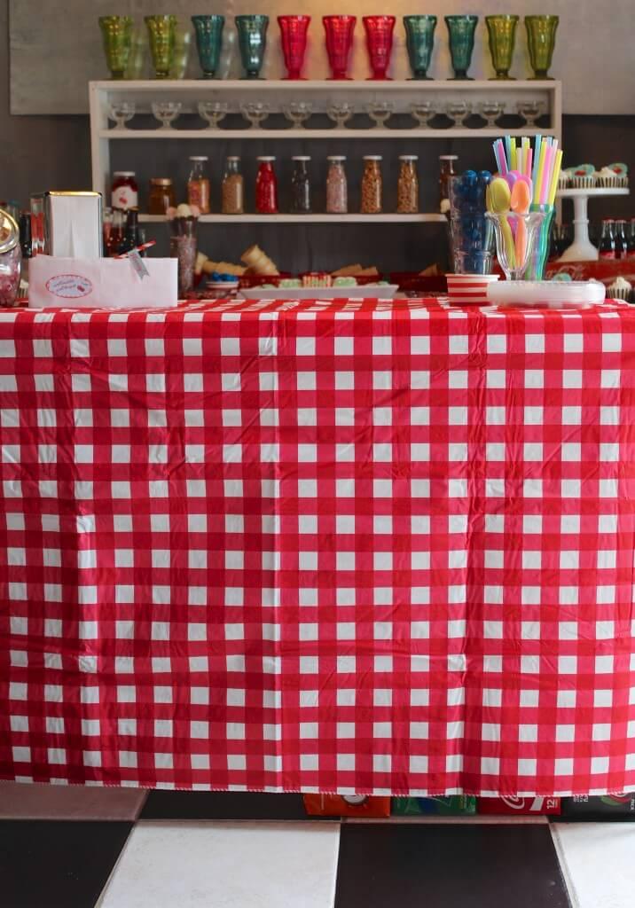 Simple Checkerboard Floor Diy Everyday Party Magazine