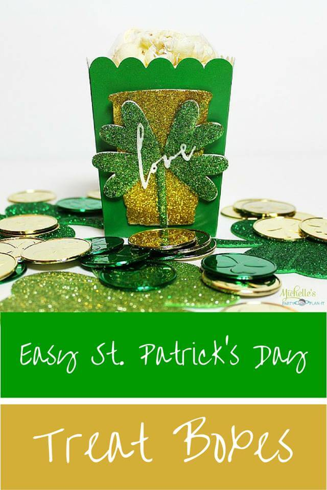 Michelle's Party Plan It St. Patrick's Day Linky Party