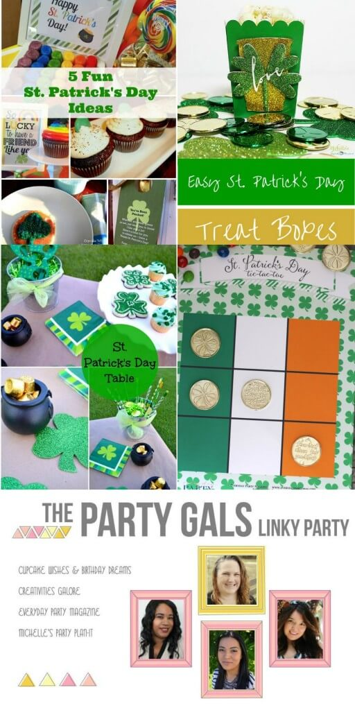 Everyday Party Magazine Party Gals Linky Party Collage Image