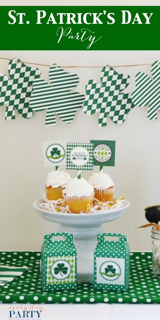 St. Patrick's Day Party by Sweet Threads Clothing Co.