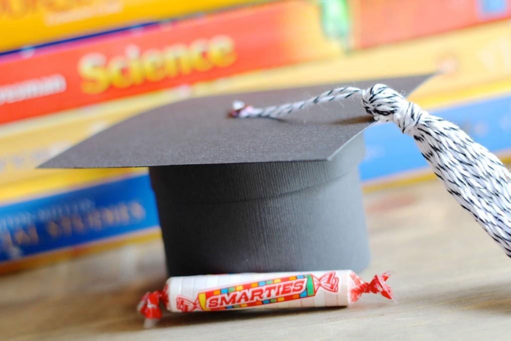 Graduation Cap Gift Box DIY