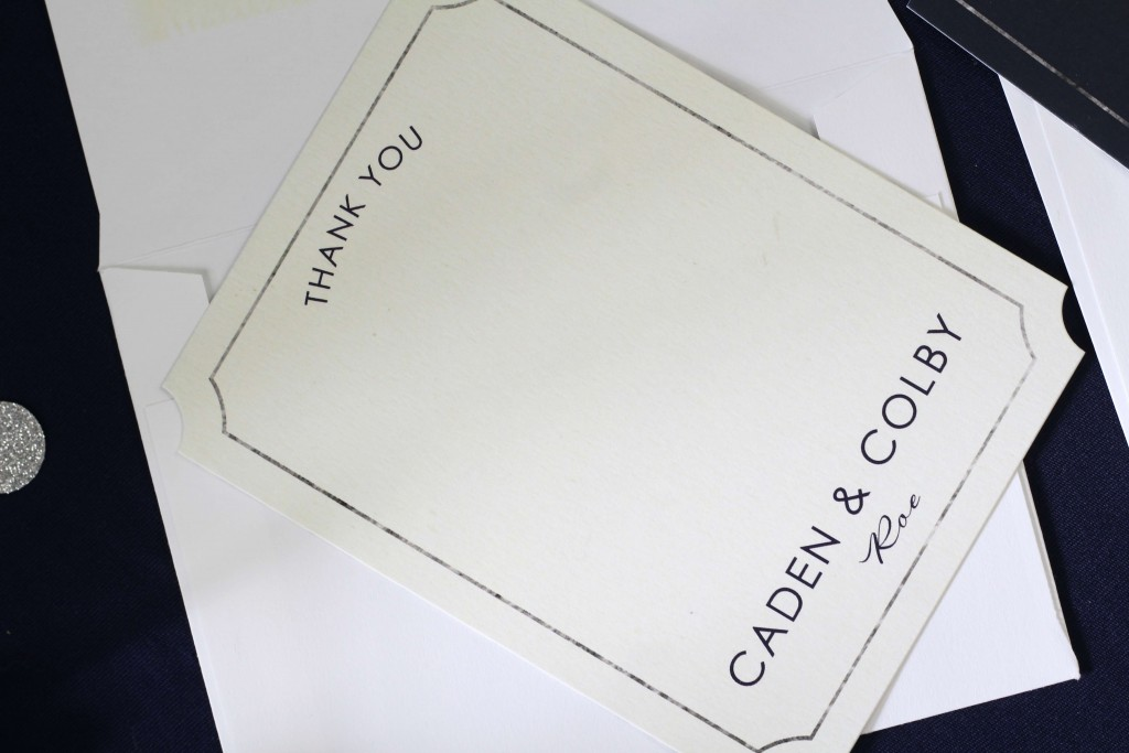 Holy Communion Celebration and Thank You Notes