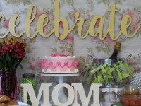 Everyday Party Magazine Mother's Day Celebration