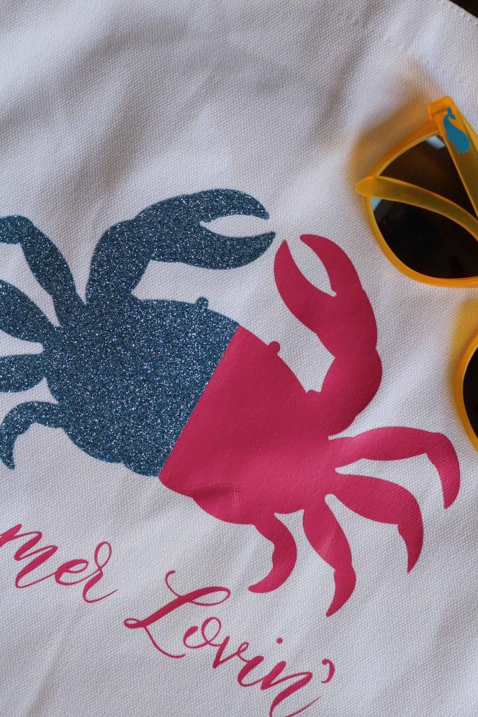 Simple Summer Bag DIY