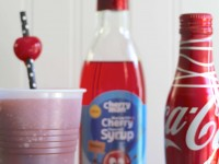Everyday Party Magazine Cherry Cola Slushie