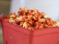 Everyday Party Magazine Simple Caramel Apple Popcorn