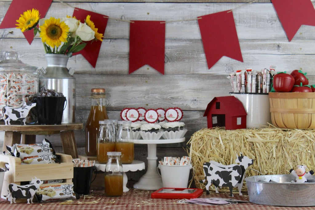 Fall on the Farm Party