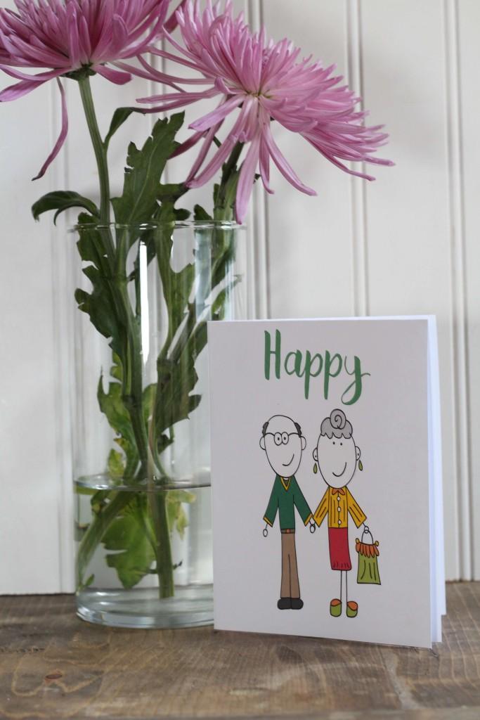 Free Printable Grandparent's Day Card
