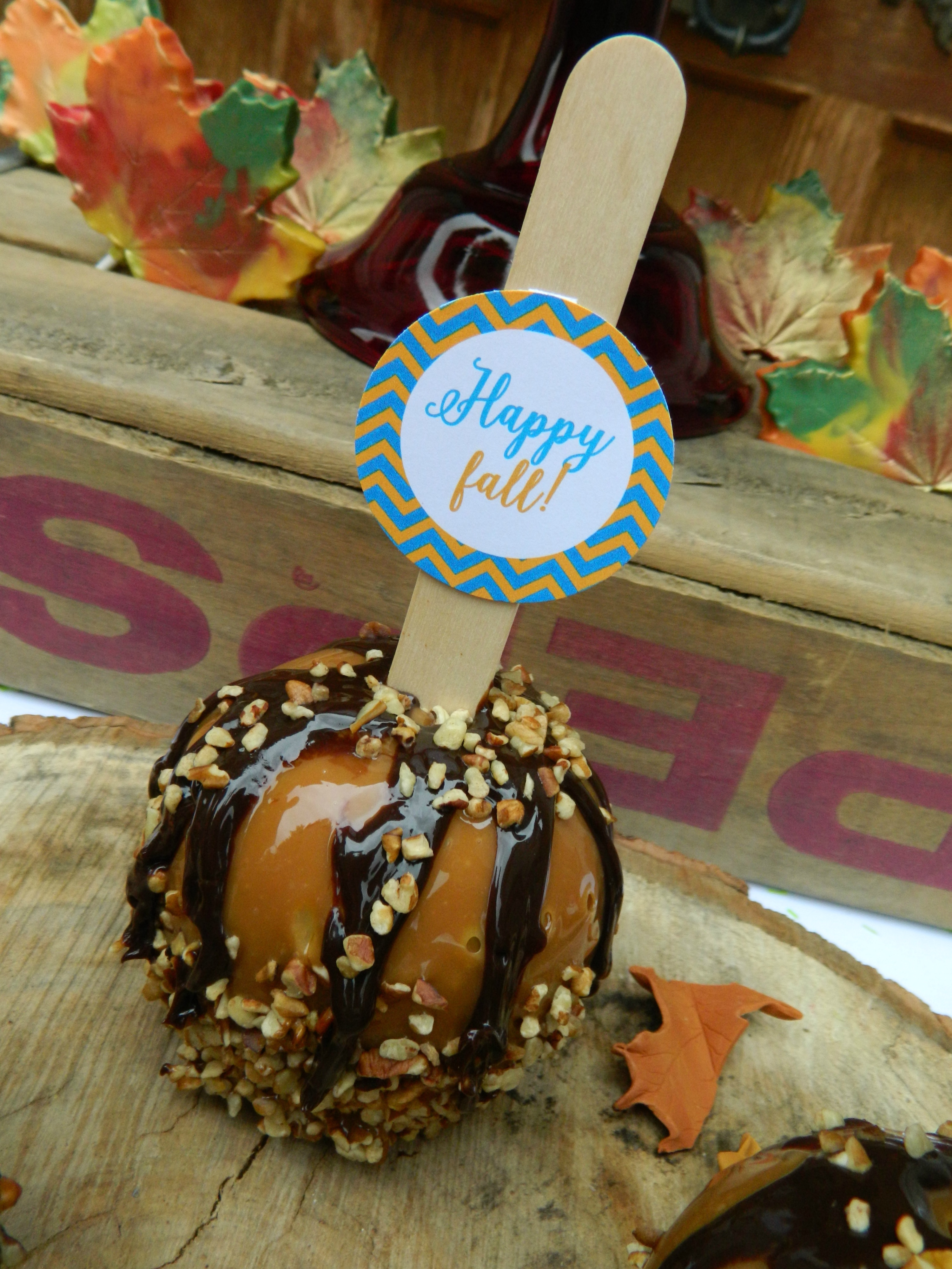 Everyday Party Magazine Happy Fall Free Printables