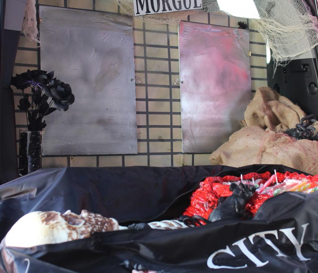 City Morgue Trunk or Treat