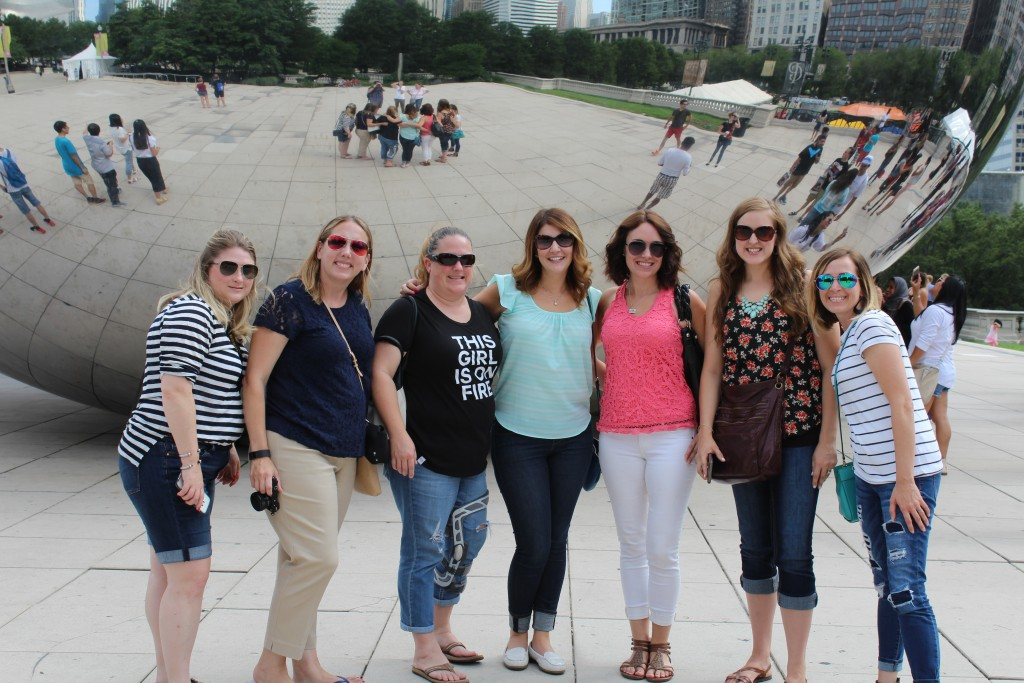 Girls Weekend in Chicago