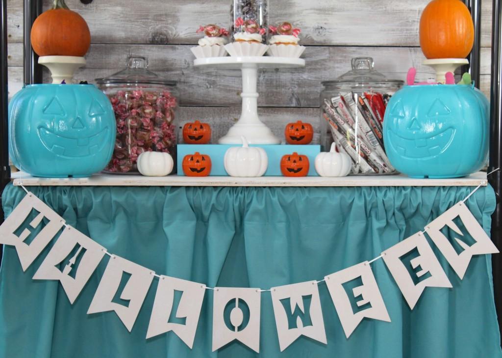 Teal Pumpkin Project Class Party