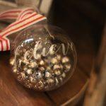 Everyday Party Magazine Simple Polar Express Ornaments