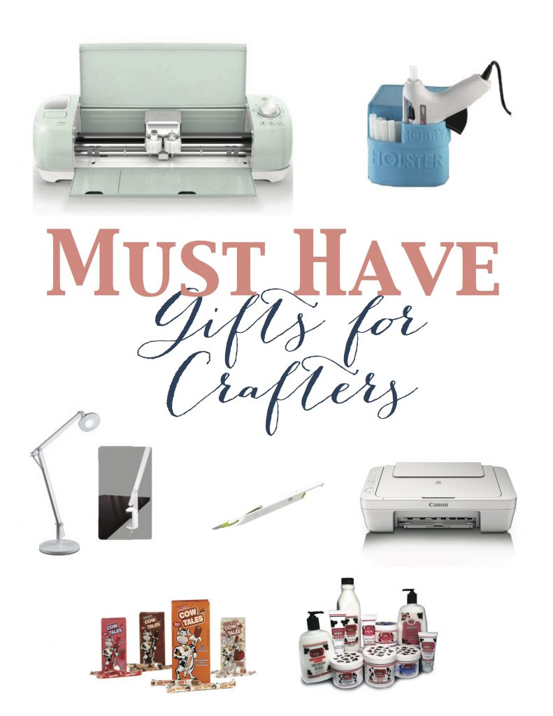 Must Have Gifts for Crafters