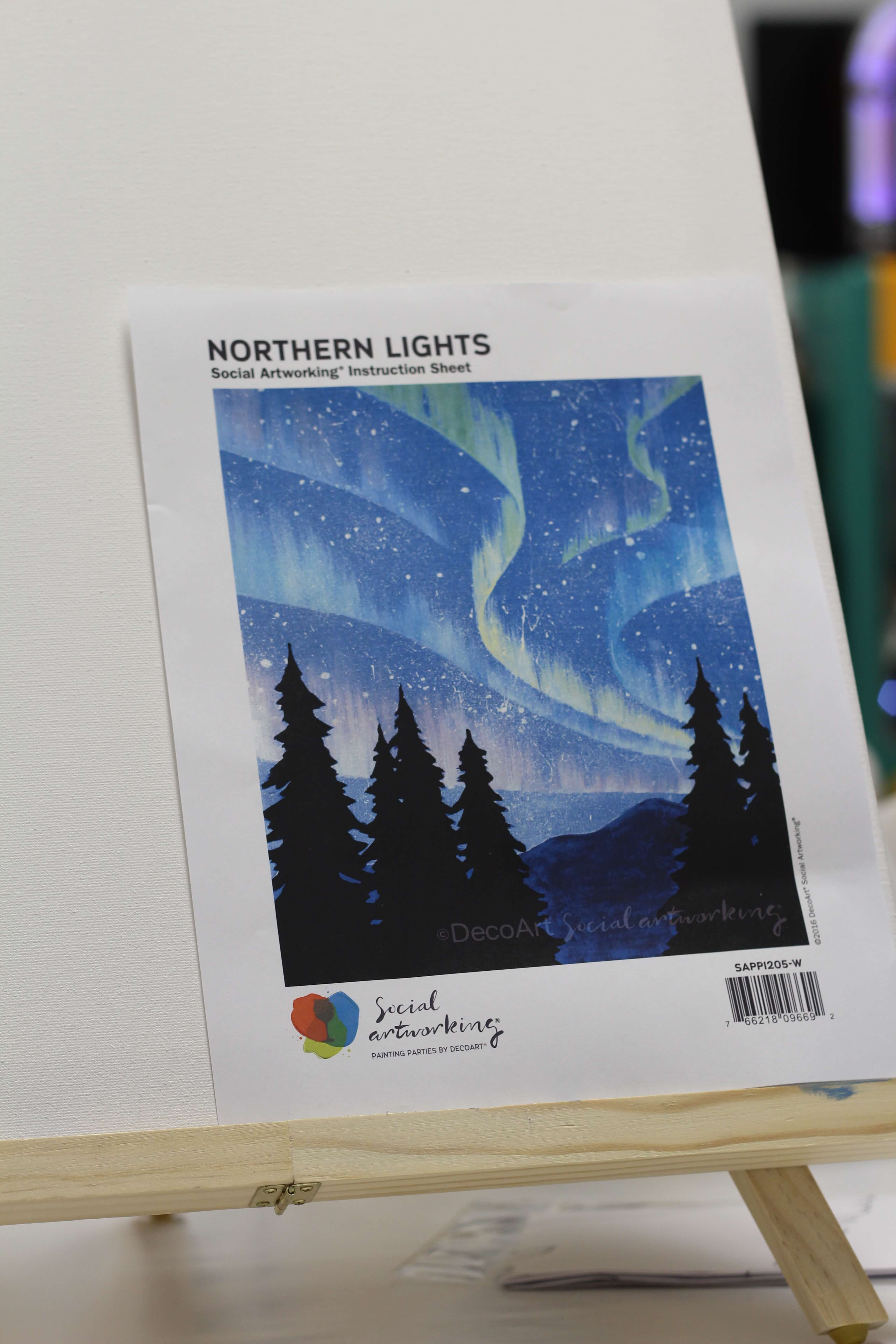 Everyday Party Magazine Northern Lights New Year'e Eve Celebration