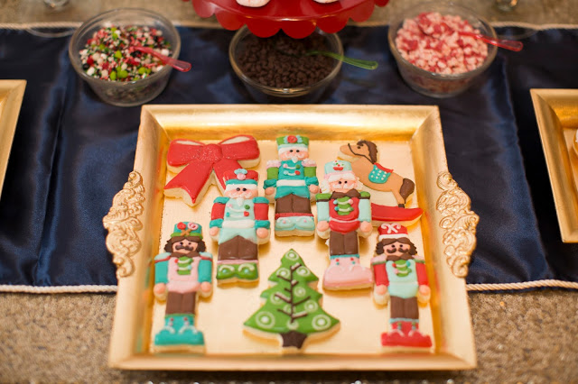Everyday Party Magazine Nutcracker Party by 4KidsCakes
