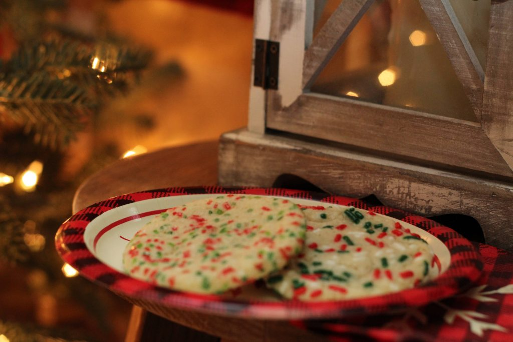 Simple Holiday Cookies