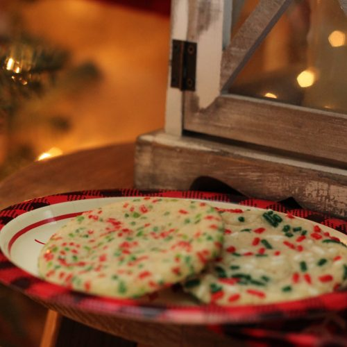 Everyday Party Simple Holiday Cookies