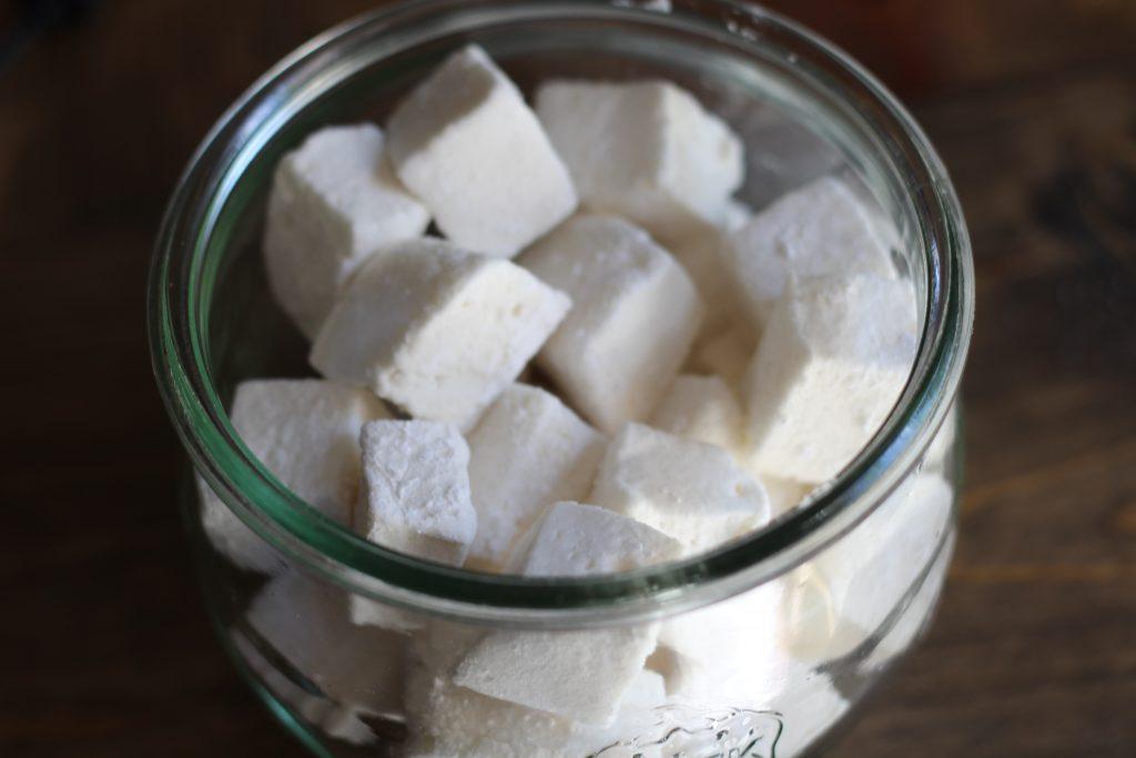 Honey Bourbon Marshmallows