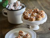 Everyday Party Magazine Cow Tails Mini Donuts