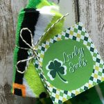 Everyday Party Magazine Lucky Socks Printable