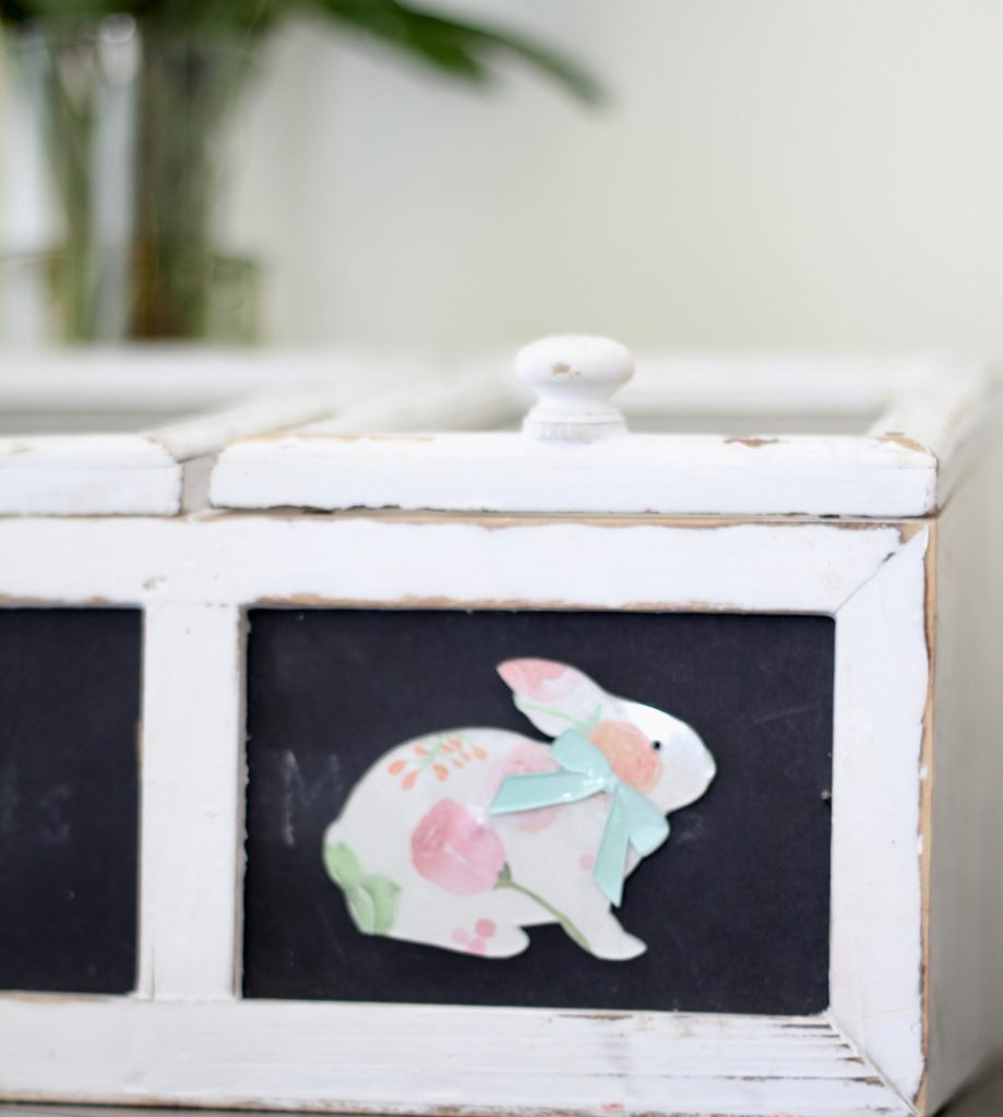 Simple Easter Decor Project