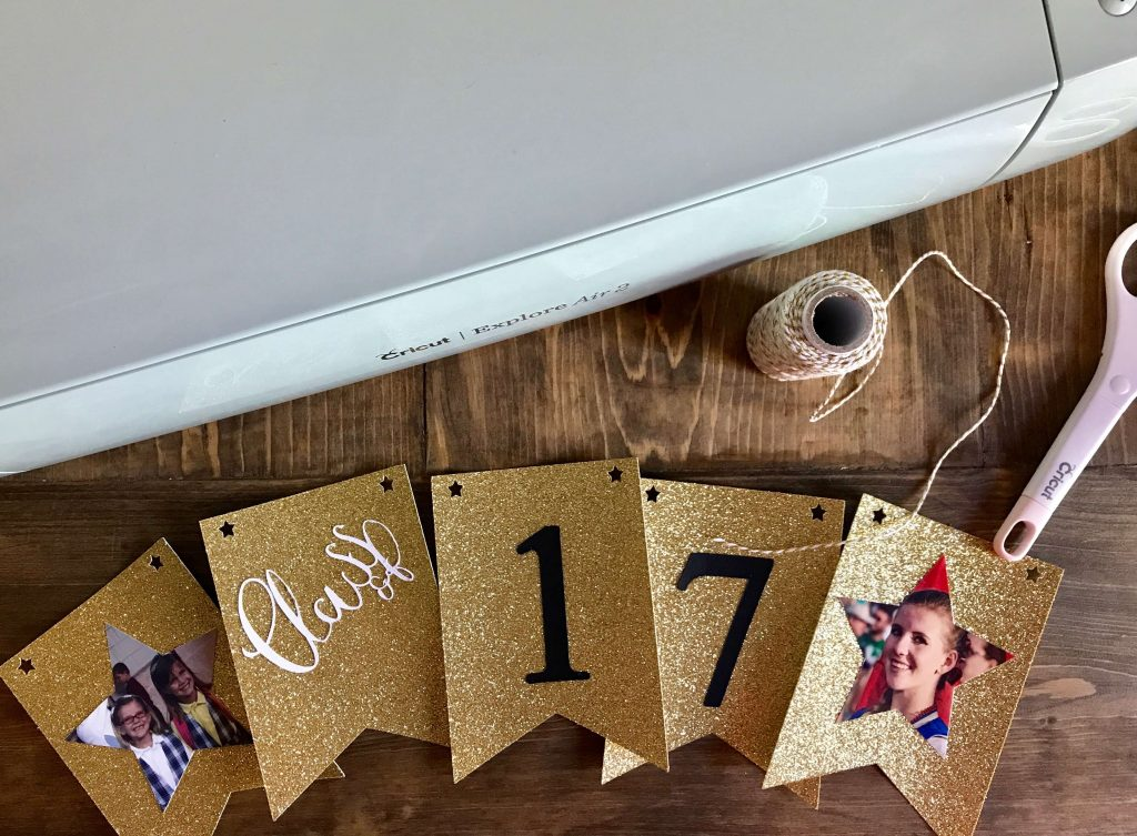 Simple Graduation Banner DIY