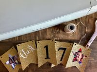 Everyday Party Magazine Graduation Banner DIY